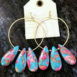 Original Anthropologie Earrings